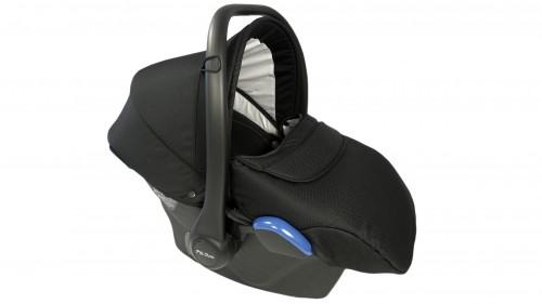 Novara black autostoel