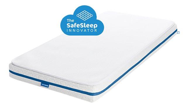afbeelding van AeroSleep Sleep Safe Pack Essential 60x120 babymatras