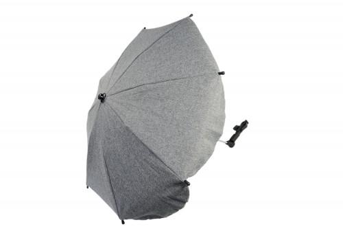 Parasol verona grijs
