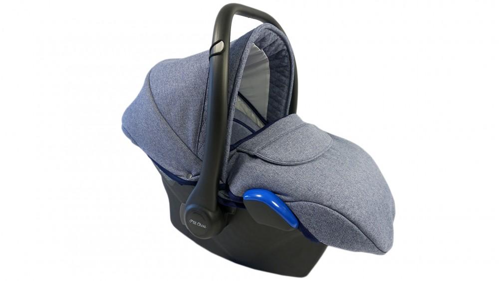 Novara Jeans autostoel