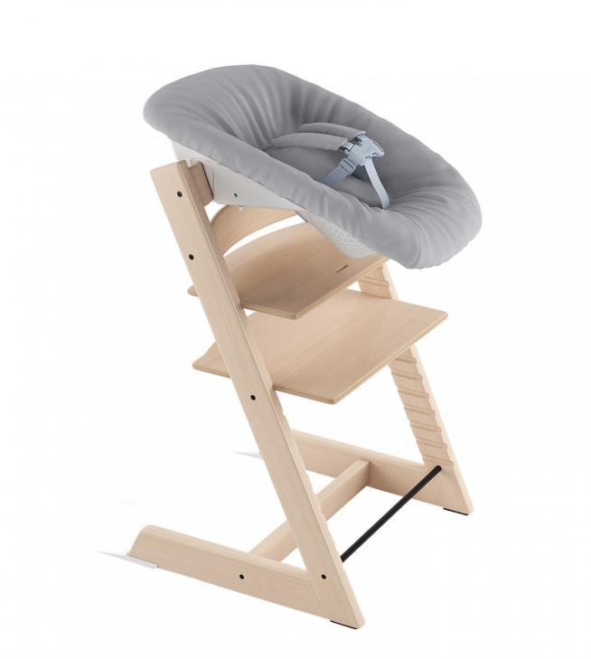 afbeelding van Newborn set voor Stokke® Tripp Trapp® Grey