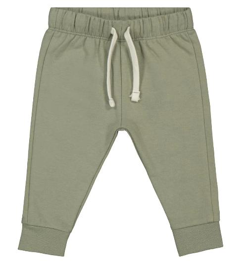 afbeelding van Baby sweatbroek groen